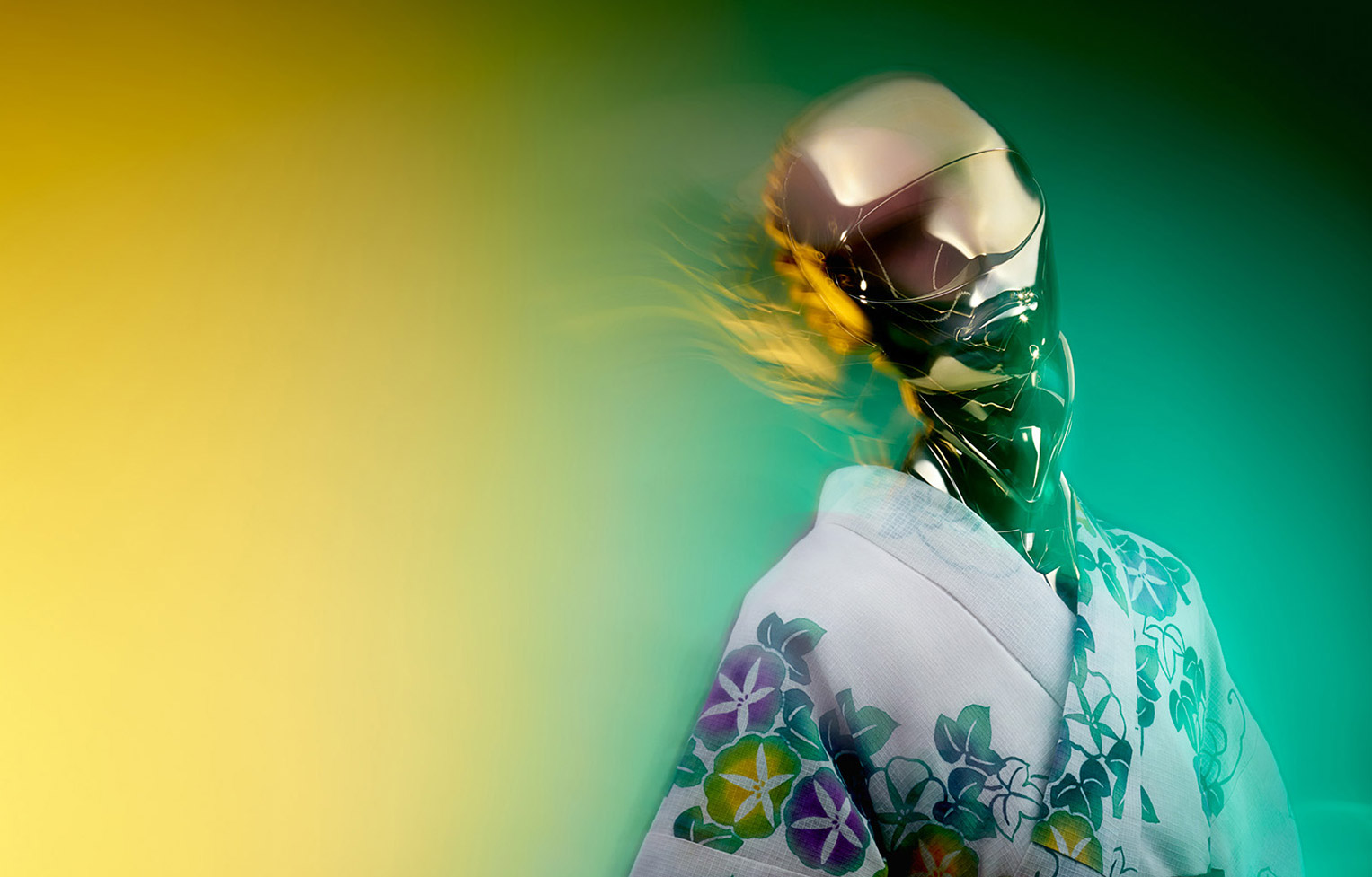 Kimono Roboto by Warren Du Preez and Nick Thornton Jones