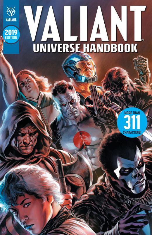 Valiant Universe Handbook (2014-2019)