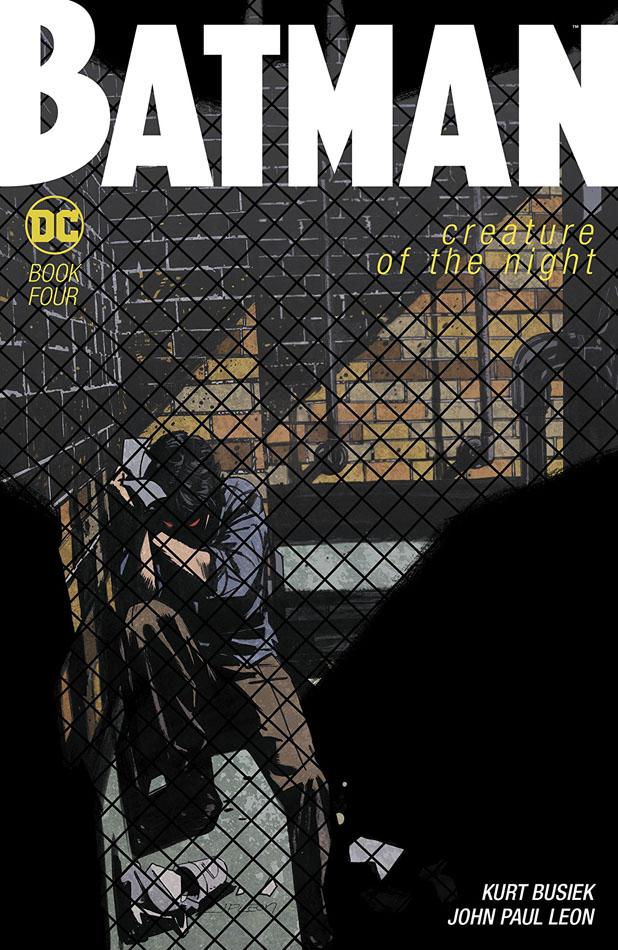 Batman - Creature of the Night #1-4 (2018-2020)