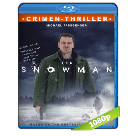 descargar El Muñeco De Nieve 1080p Lat-Cast-Ing[Crimen](2017) gratis