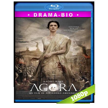 Agora La Caida Del Imperio Romano Full HD1080p Audio Trial Latino-Castellano-Ingles 5.1 2009