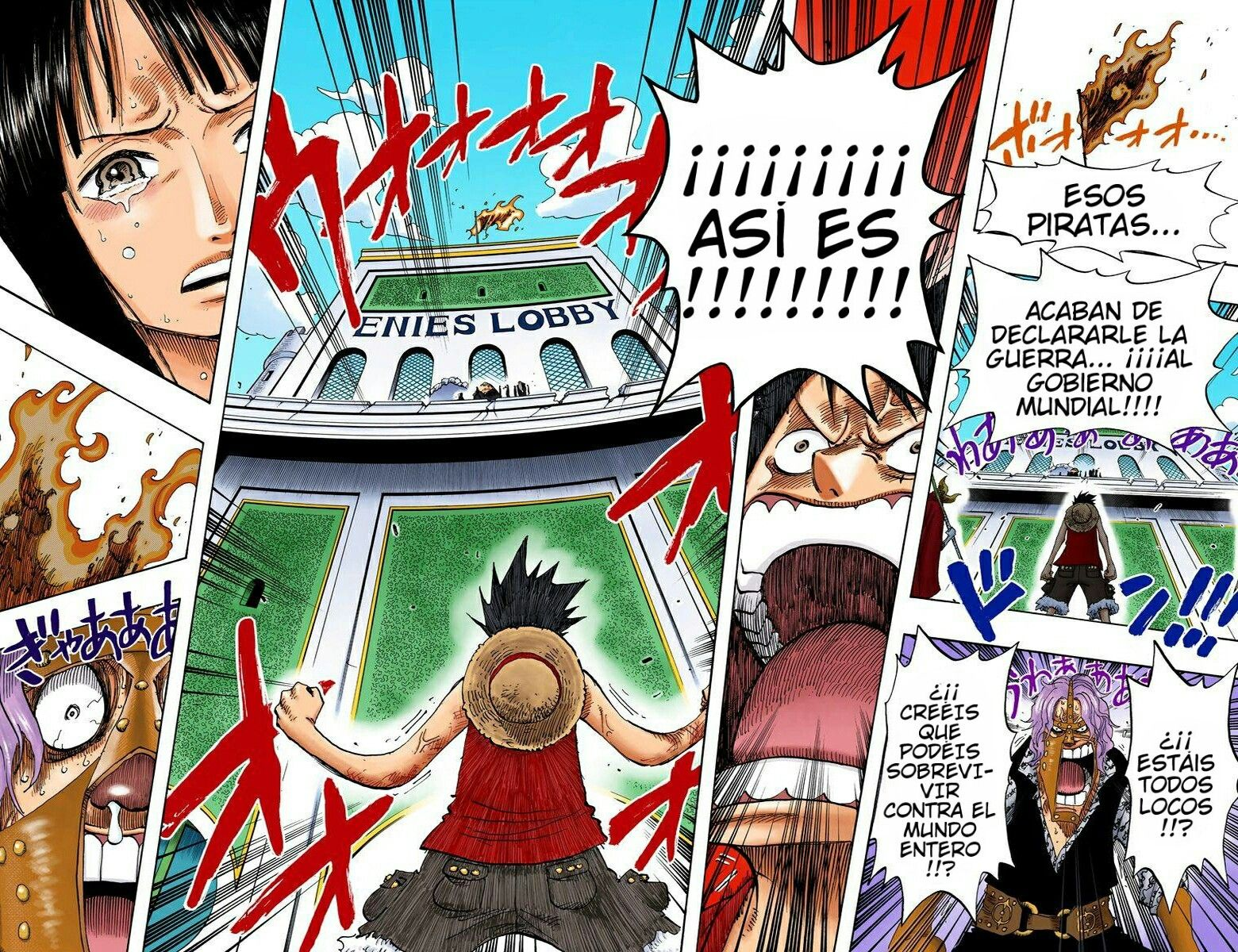 One Piece Manga 391-398 [Full Color] KGtLDm36_o