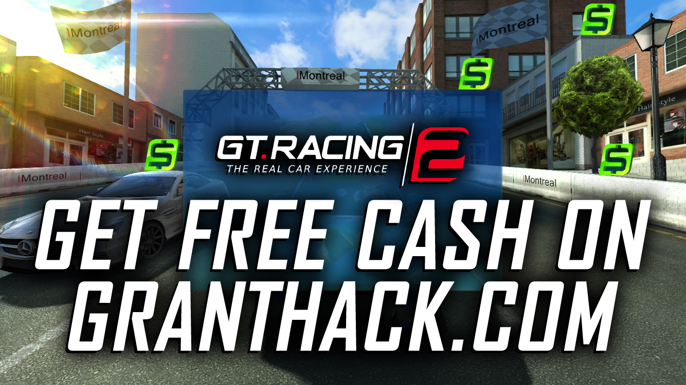 Image currently unavailable. Go to www.generator.granthack.com and choose GT Racing 2 image, you will be redirect to GT Racing 2 Generator site.