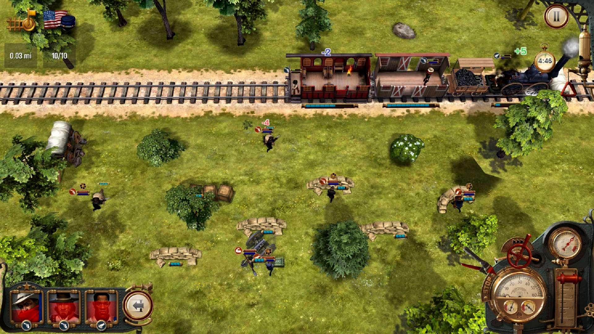 Bounty Train Captura 3