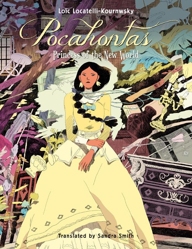 Pocahontas - Princess of the New World (2016)
