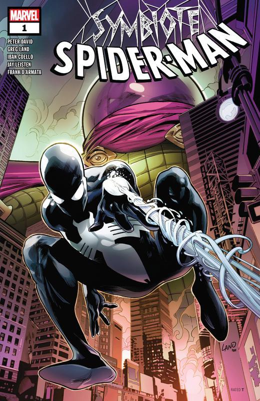 Symbiote Spider-Man 001 (2019)