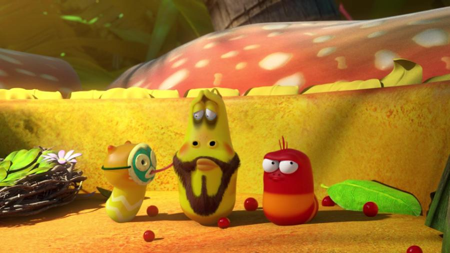 The Larva Island Movie 2020 1080p NF WEB-DL DDP2 0 x264-CMRG