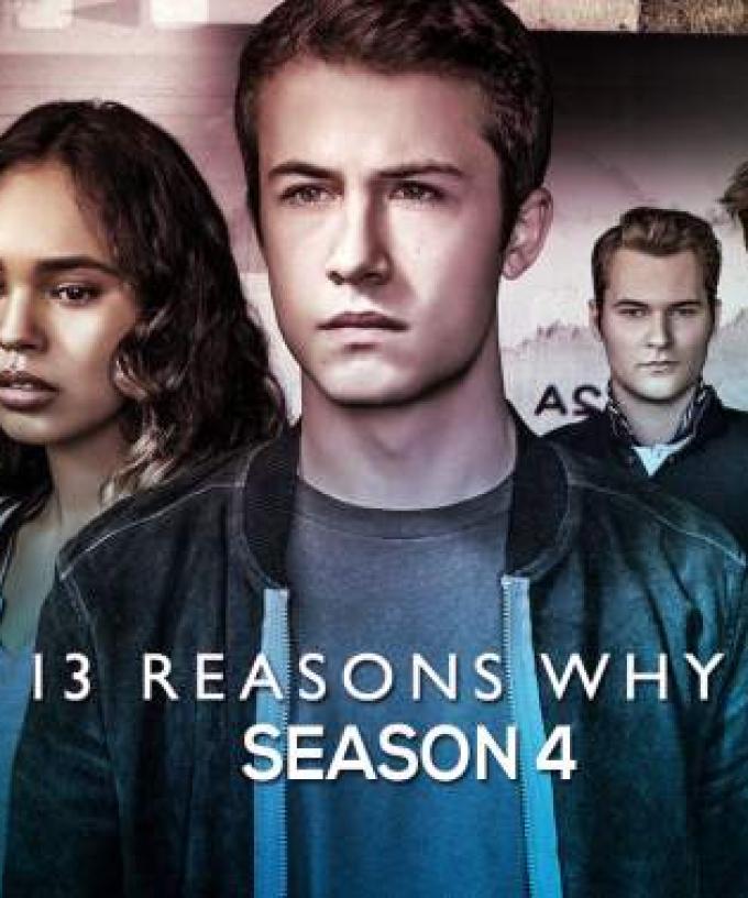 13 Reasons Why Season4 S04 720p 10bit WEBRip HEVC