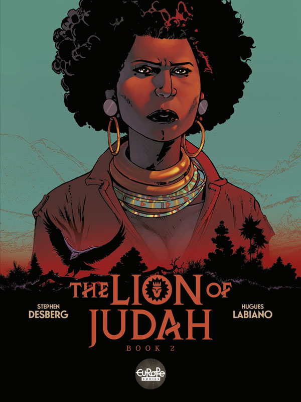 The Lion of Judah #1-2 (2020)