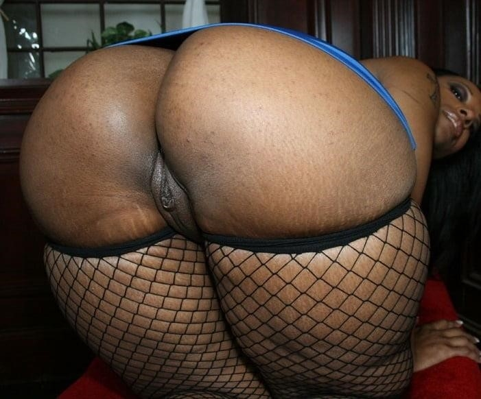 The big black booty-8413