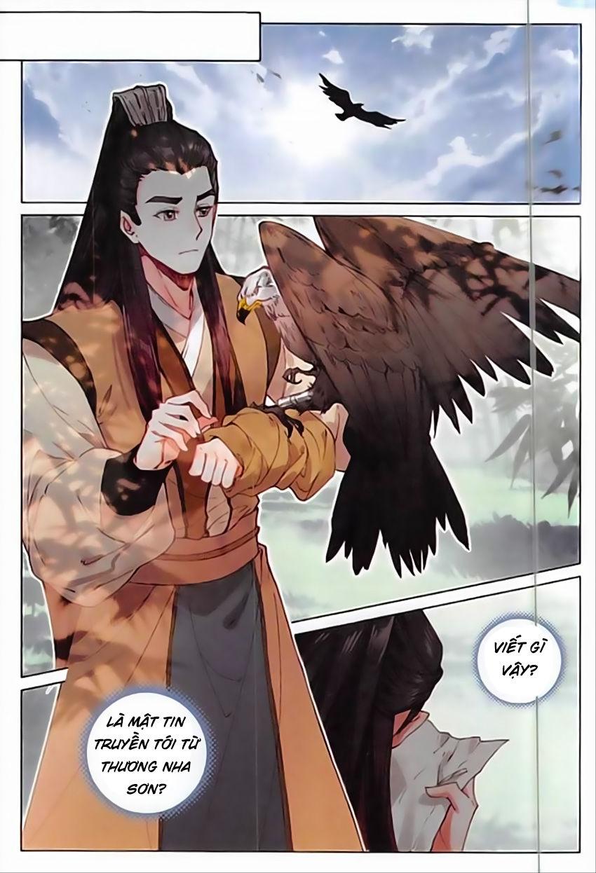 Phi Kiếm Vấn Đạo Chapter 15 - Trang 11