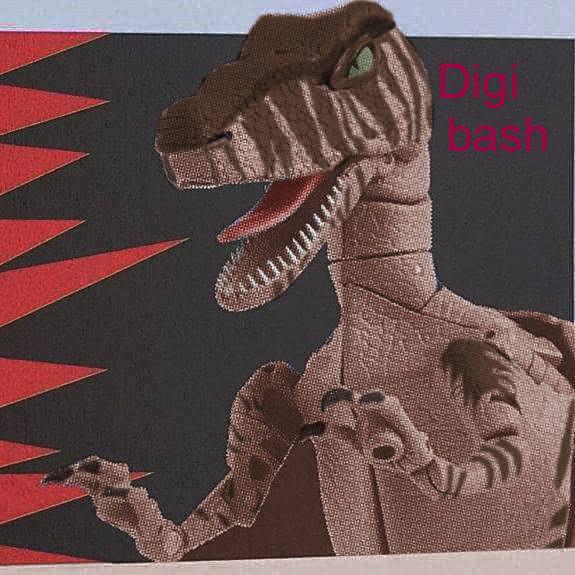 [Masterpiece] MP-41 Dinobot (Beast Wars) LBxBldPt_o