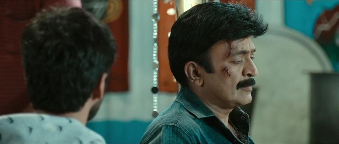 PSV Garuda Vega (2017) UNCUT 720p HDRip x264 Esubs [Dual Audio][Hindi+Telugu]