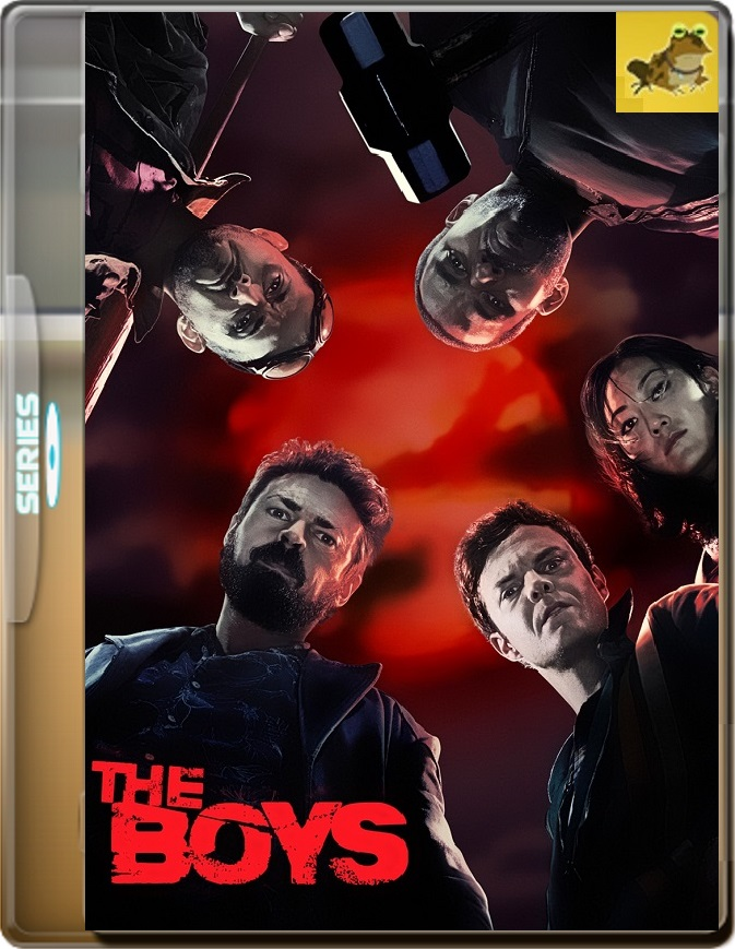 The Boys (2019) Brrip 1080p (60 FPS) Latino / Inglés