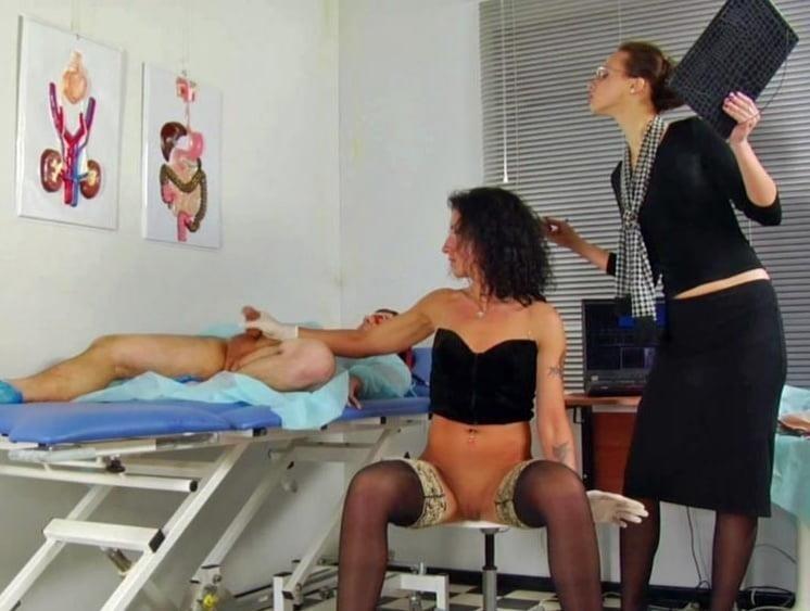 Femdom medical cbt-1294