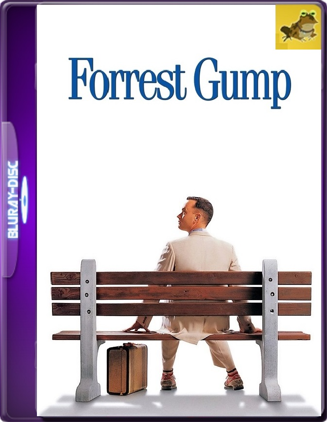 Forrest Gump (1994) Brrip 1080p (60 FPS) Latino / Inglés