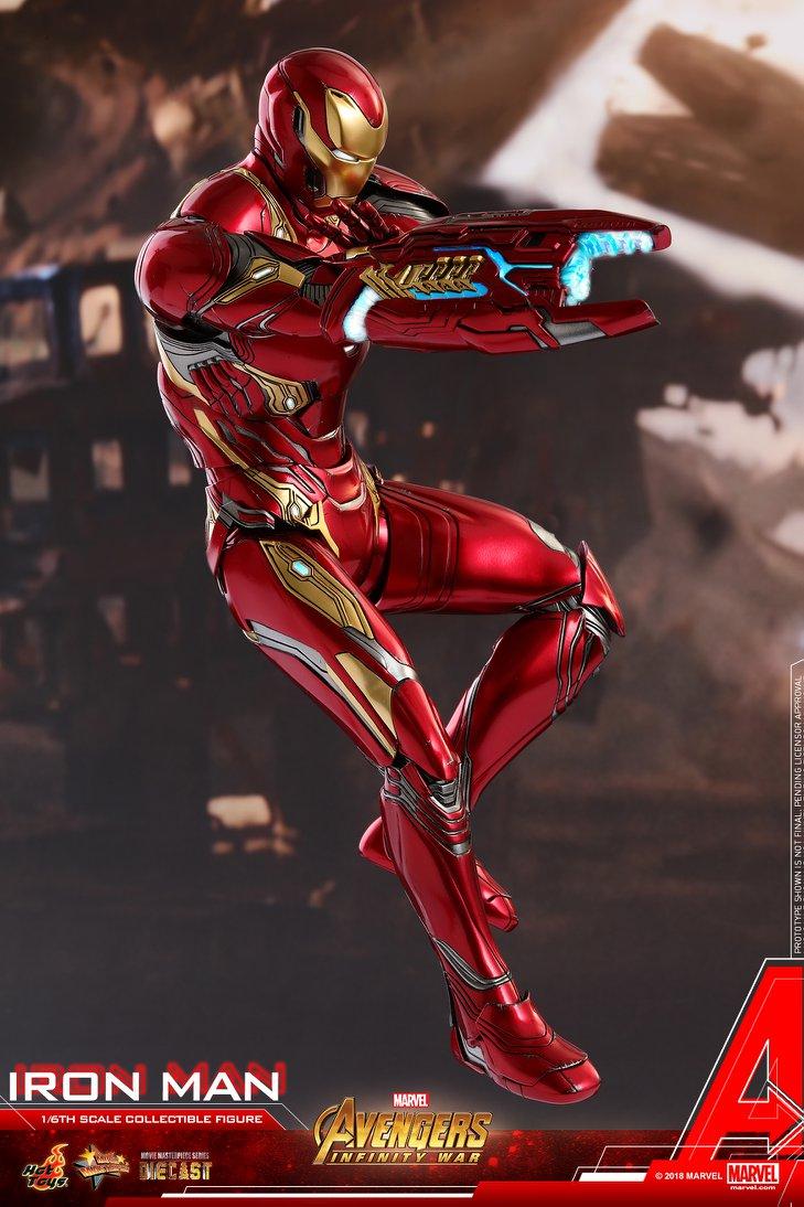 Avengers - Infinity Wars - Iron Man Mark L (50) 1/6 (Hot Toys) HFpGKWTo_o