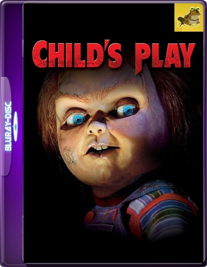 Chucky: El Muñeco Diabólico (1988) Brrip 1080p (60 FPS) Latino / Inglés