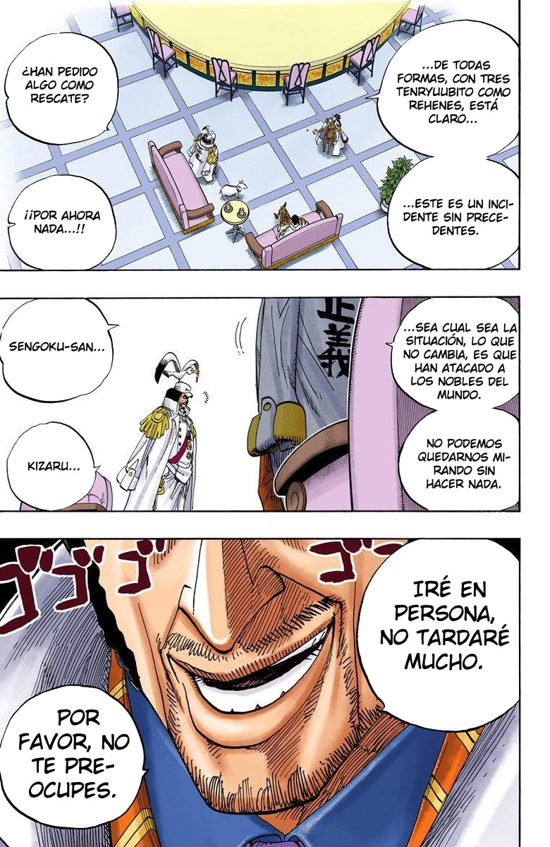 One Piece Manga 501-505 [Full Color] 2i40912P_o