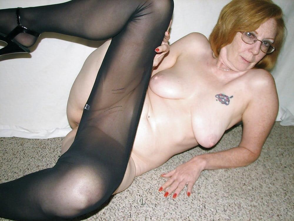 Ginger granny anal-6782