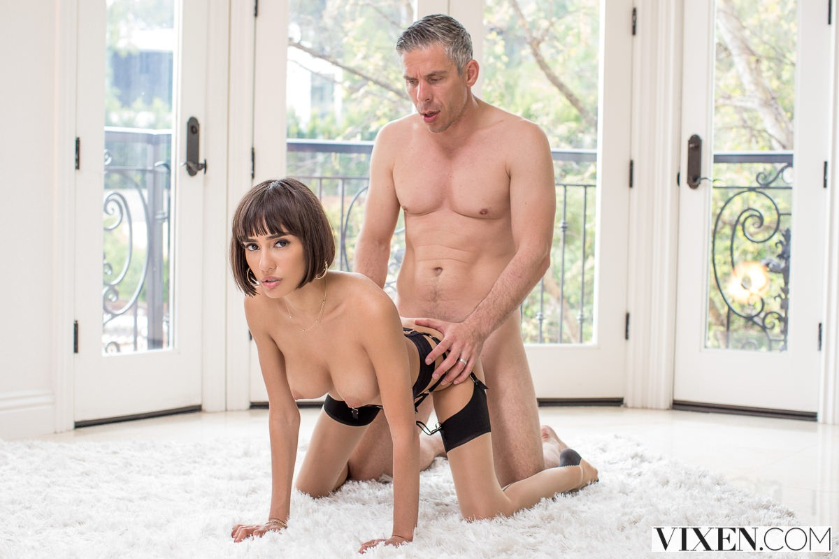 Janice Griffith, Mick Blue – Do I Have Your Attention? – Vixen