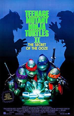 Teenage Mutant Ninja Turtles Ii The Secret Of The Ooze 1991 x264 720p Esub BluRay ...
