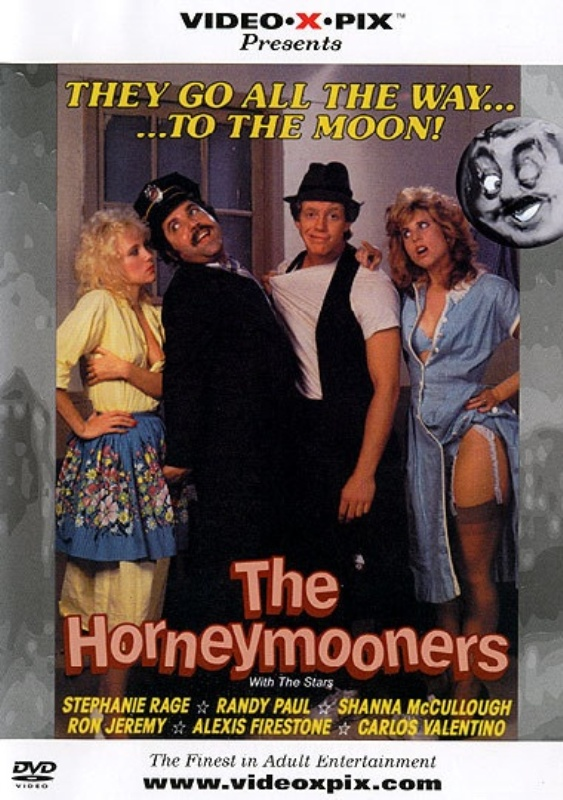 The Horneymooners / Horneymooners 1 / Похотливые Супруги (Joe Sarno (as Irving Weiss), Video-X-Pix) [1988 г., Classic, Feature, All Sex, DVDRip] (Alexis Firestone, Annie Sprinkle, Shanna McCullough, Stephanie Rage, Carlos Valentino, Randy Paul, Ron J ]