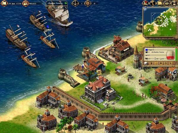 Port Royale Captura 1