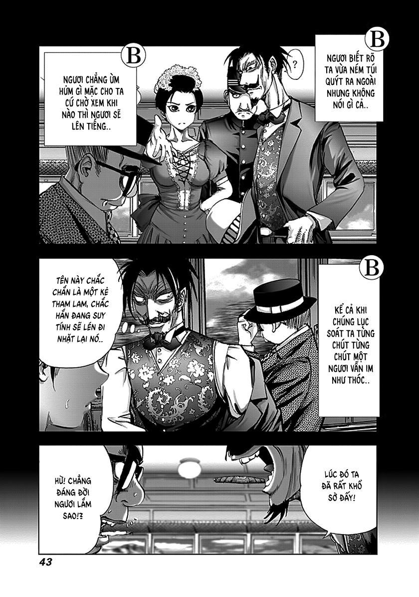 Dị Nhân Quán Chapter 62 - Trang 17