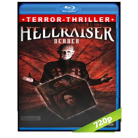 descargar Hellraiser 7 El Regreso De Los Muertos [2005][BD-Rip][720p][Dual][Lat-Ing][Terror] gratis