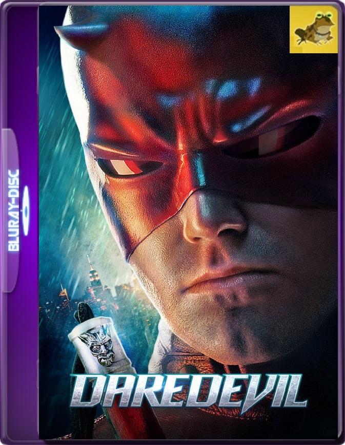 Daredevil: El Hombre Sin Miedo (2003) Brrip 1080p (60 FPS) Latino / Inglés