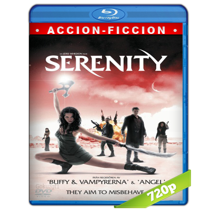 Serenity HD720p Audio Trial Latino-Castellano-Ingles 5.1 2005