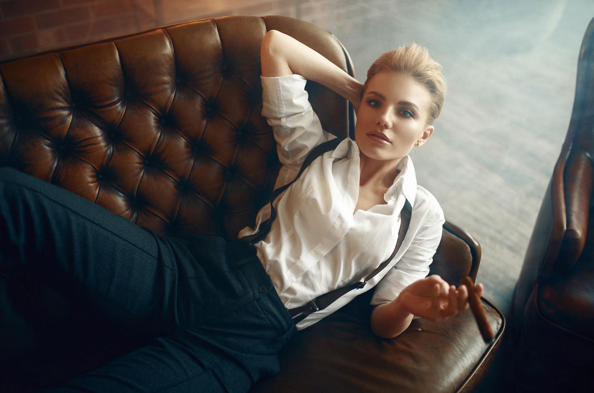Olga Dolot by Maks Kuzin