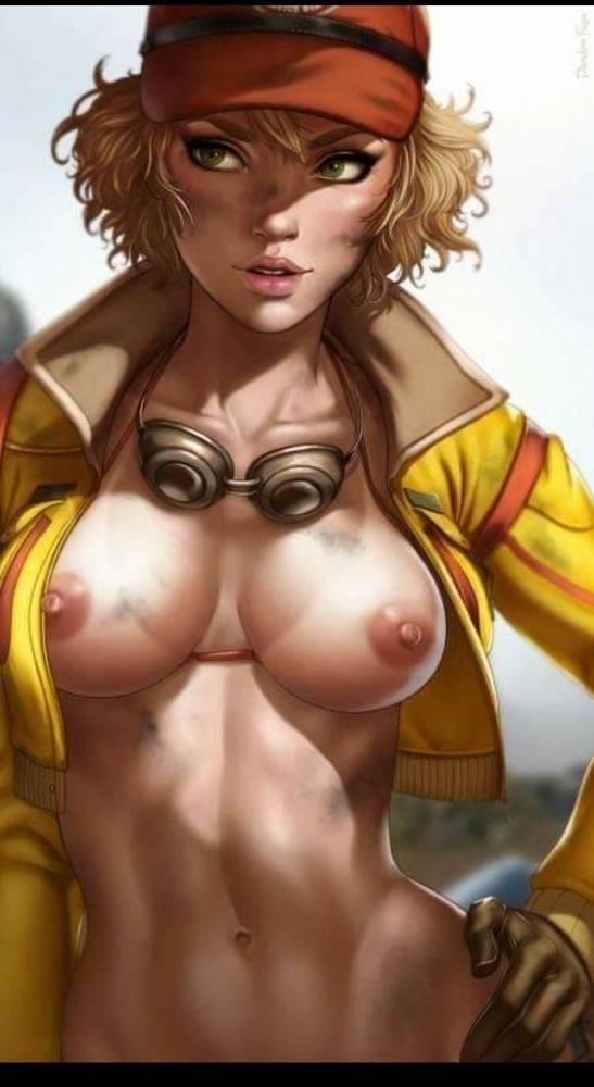 Hentai girls big boobs-1785