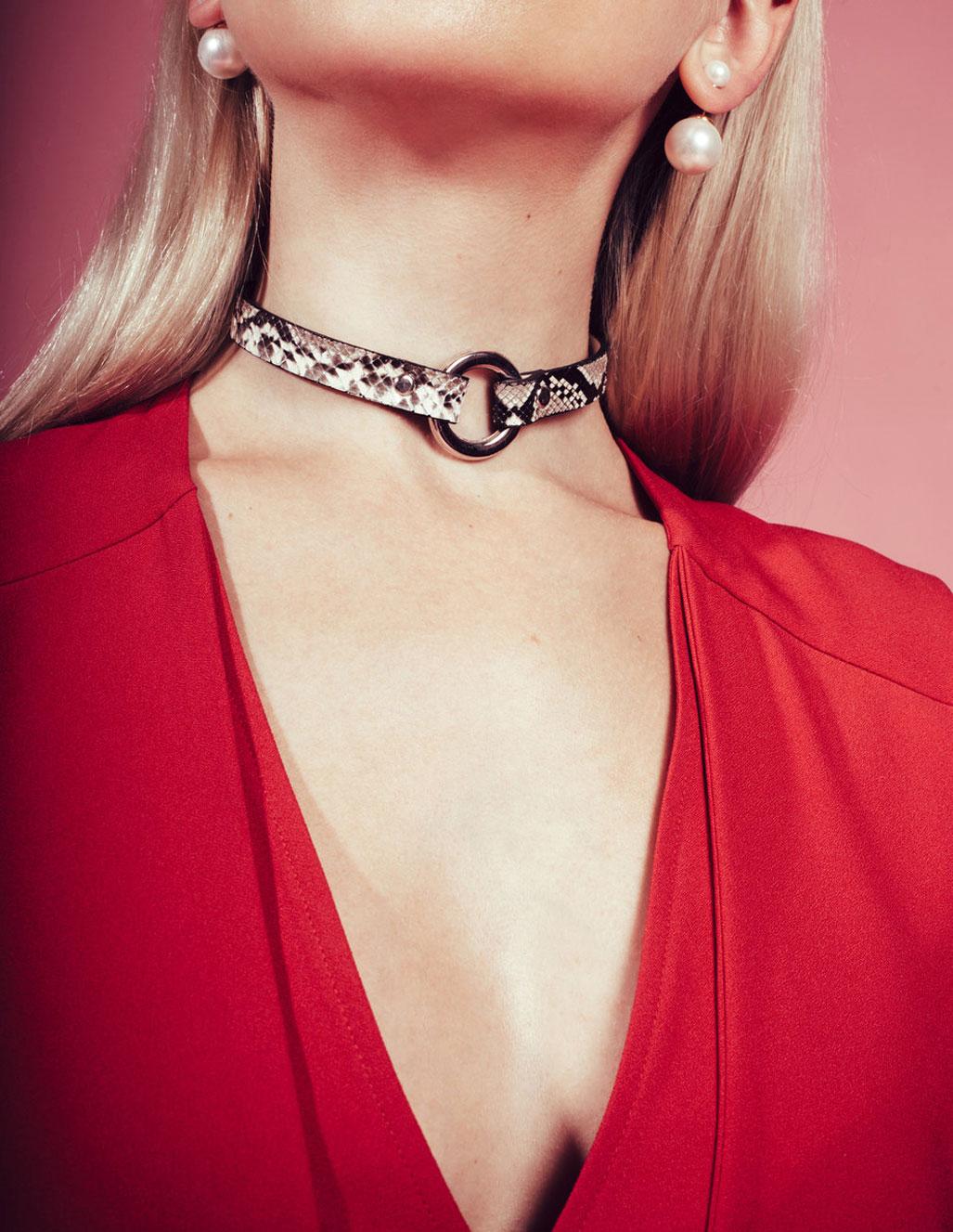 Светлана Легун в рекламной кампании Wicca collection 2016 / фото 08