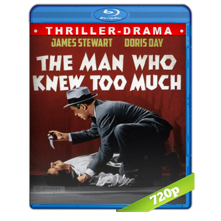 En Manos Del Destino [1956][BD-Rip][720p][Trial Lat-Cas-Ing][Thriller]
