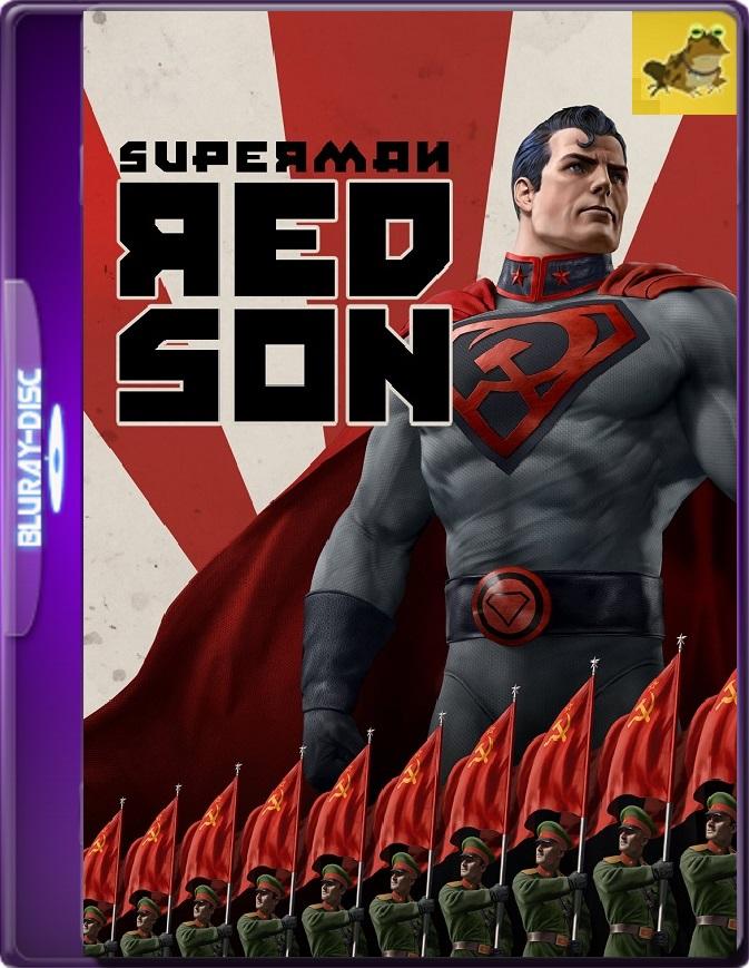 Superman: Hijo Rojo (2020) Brrip 1080p (60 FPS) Latino / Inglés