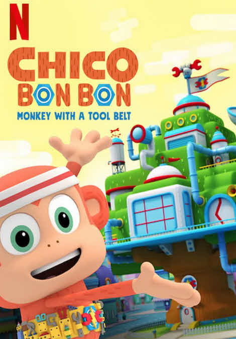 تشيكو وحزام الأدوات  Chico Bon Bon [S3] [1080p]