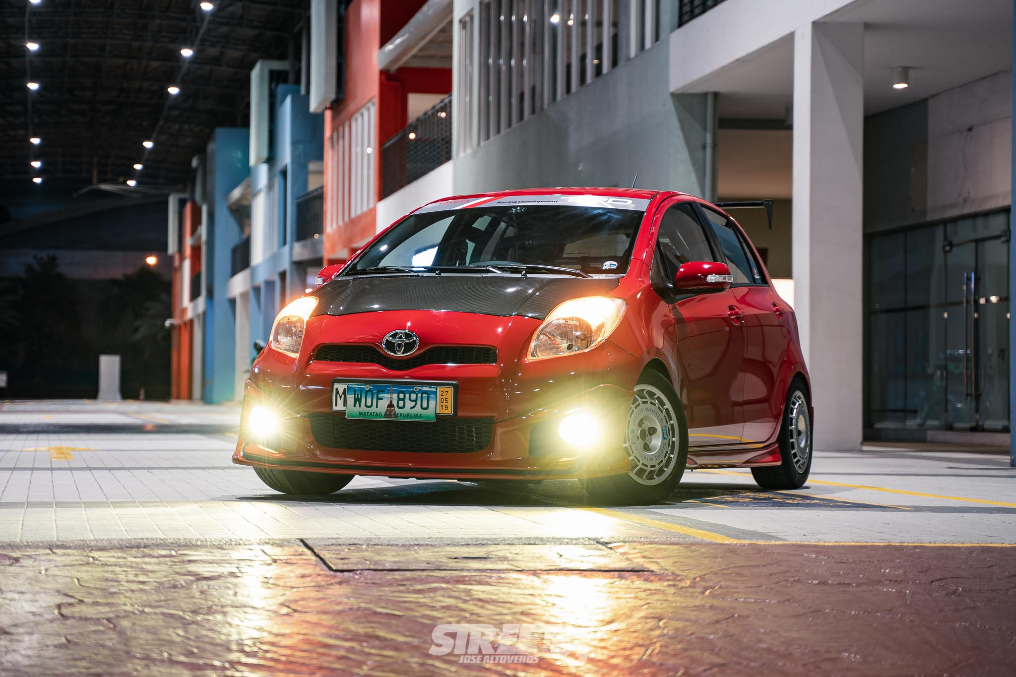 Supersprint Hero: A Supercharged Toyota Yaris