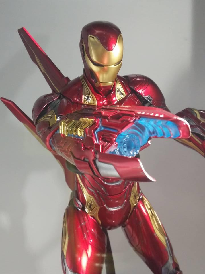 Avengers - Infinity Wars - Iron Man Mark L (50) 1/6 (Hot Toys) YmKaSgzk_o