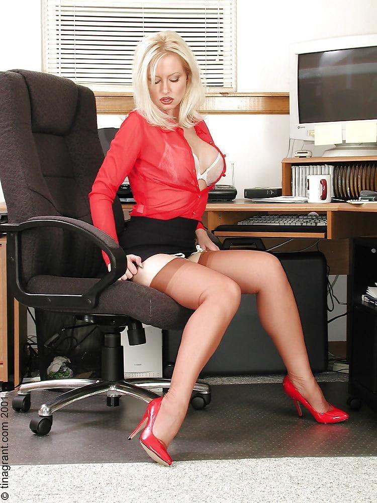 Lesbian secretary pics-6951