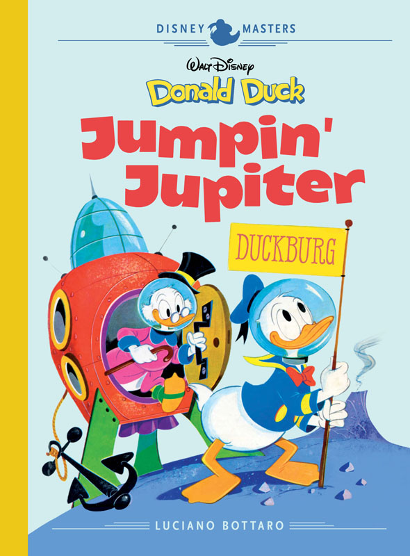 Disney Masters v16 - Donald Duck - Jumpin' Jupiter! (2021)