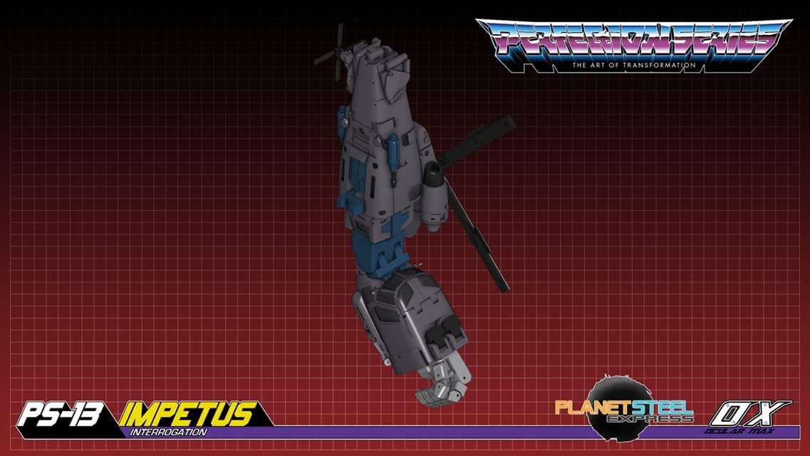 [Ocular Max] Produit Tiers - Jouet Assaultus (PS-13 à PS-17 Assaultus Malitia) - aka Bruticus 5RQUcCZX_o