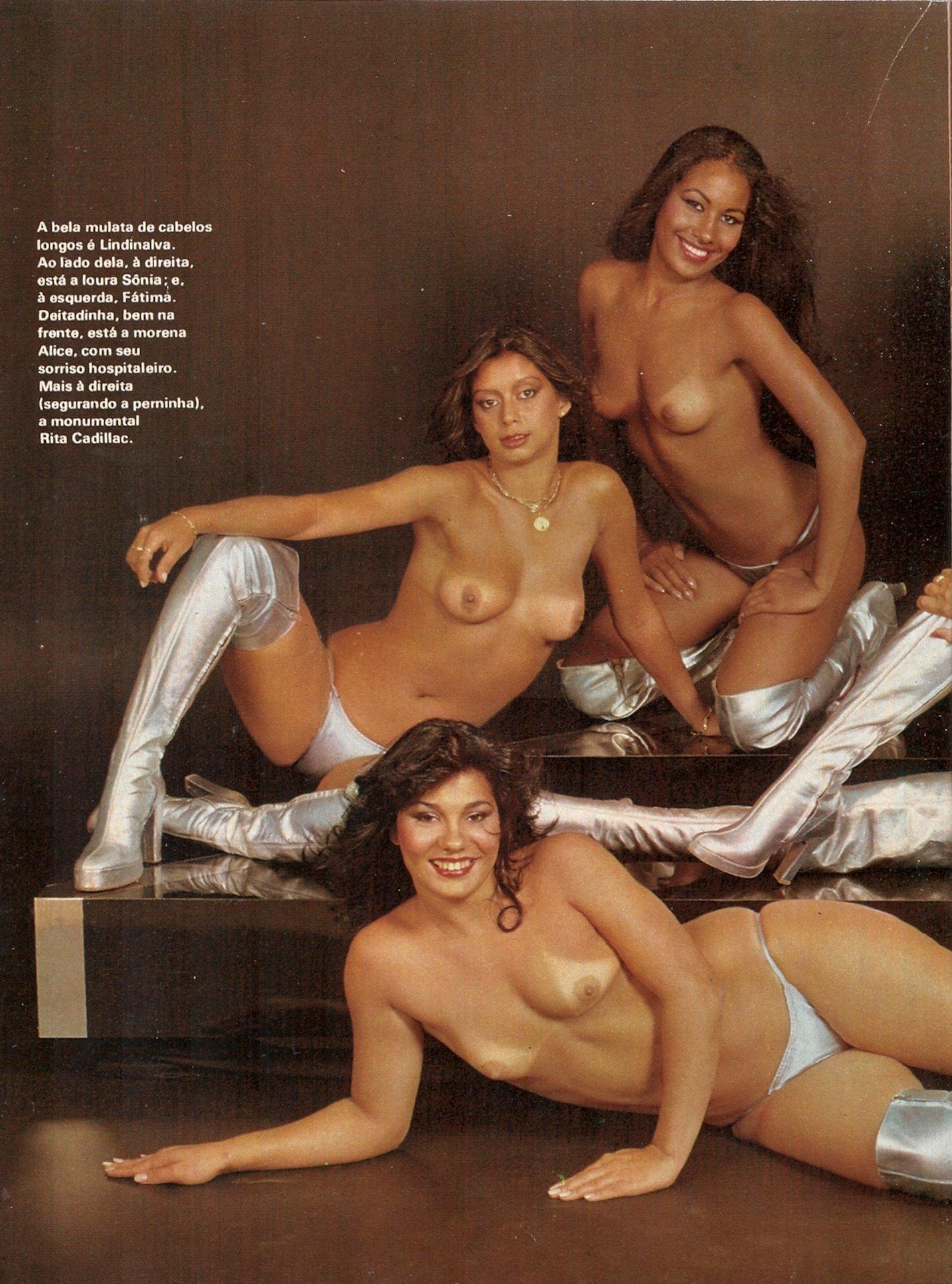 Playboy Dezembro de 1978t