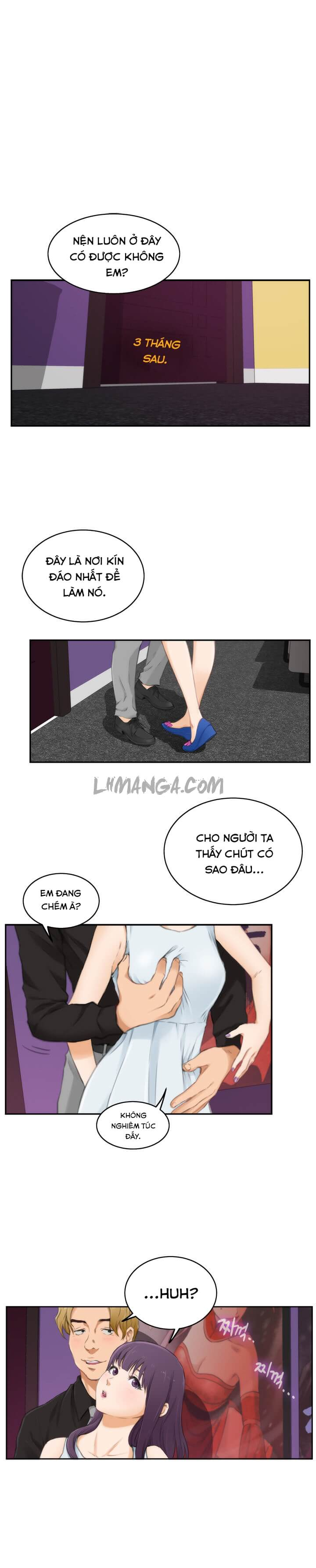 H-Mate Chapter 54 - Trang 2