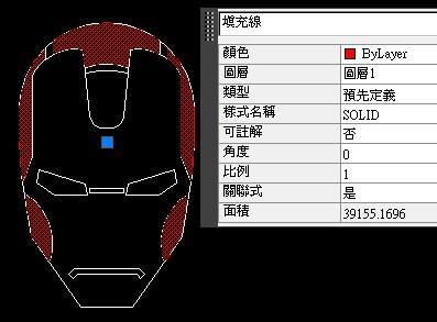 [練習]AutoCAD 2D實務幾何繪製-鋼鐵人 AXZ0xEcX_o