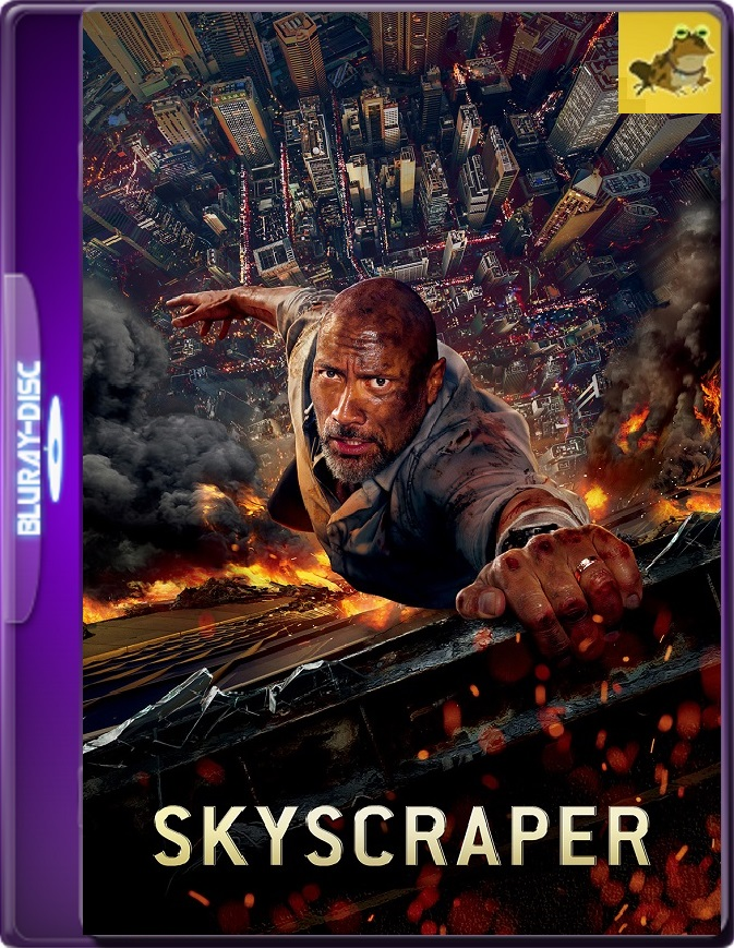 Rascacielos: Rescate En Las Alturas (2018) Brrip 1080p (60 FPS) Latino / Inglés