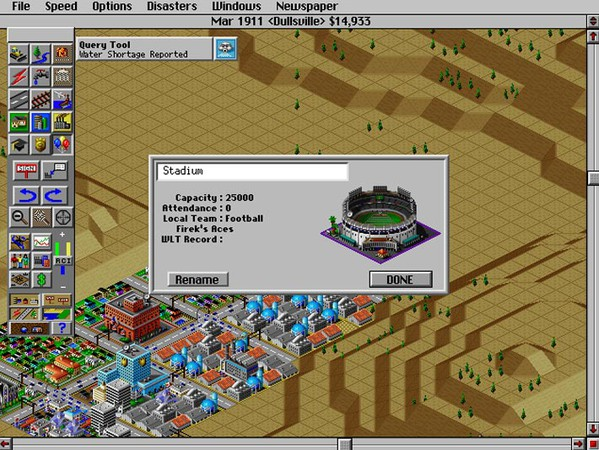 SimCity 2000 Special Edition Captura 2