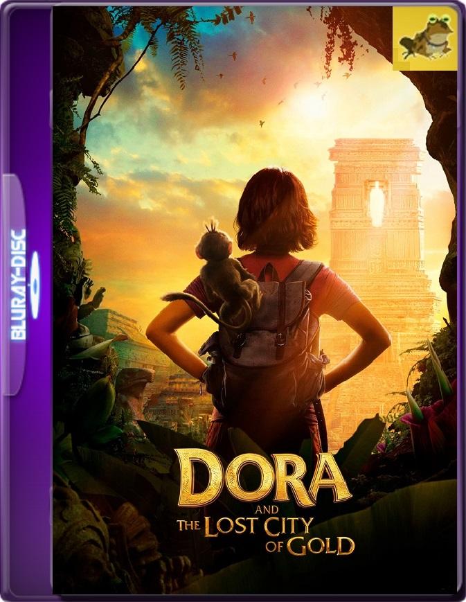 Dora Y La Ciudad Perdida (2019) Brrip 1080p (60 FPS) Latino [GoogleDrive] SilvestreHD
