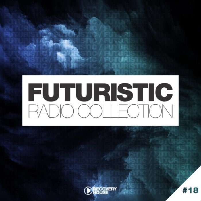 Poster for Futuristic Radio Collection 18